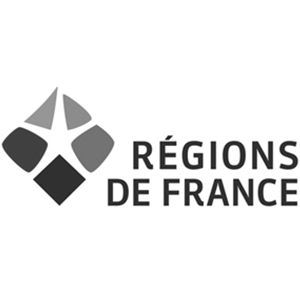 logotype de l'association des régions de france